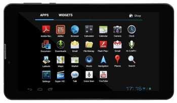 Тачскрин для планшета iRu Pad Master M724G 3G