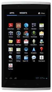 Тачскрин iRu Pad Master M718G 3G