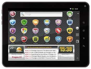 Тачскрин Prestigio MultiPad Pmp5080b