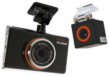 Аккумулятор для видеорегистратора FINEVU CR-2000S