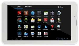 Тачскрин для планшета iRu Pad Master M716G 3G