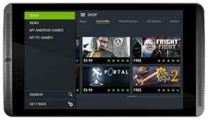Тачскрин для планшета NVIDIA SHIELD Tablet