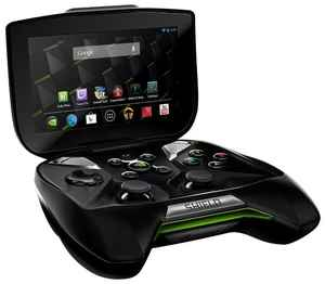 Тачскрин NVIDIA SHIELD Portable