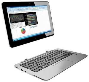 Тачскрин для планшета HP Elite x2