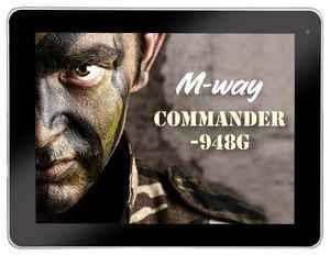 Аккумулятор M-way Commander-948G
