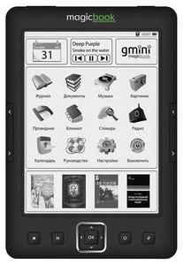 Аккумулятор для электронной книги Gmini MagicBook R6HD