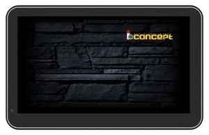 Тачскрин для планшета iConcept I708