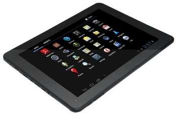 Тачскрин для планшета iRu Pad Master B9701