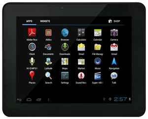 Тачскрин iRu Pad Master E9701G 3G