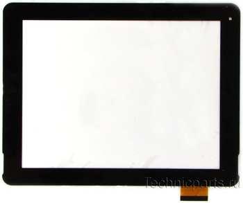 Тачскрин для планшета iRu Pad Master P9702G 3G