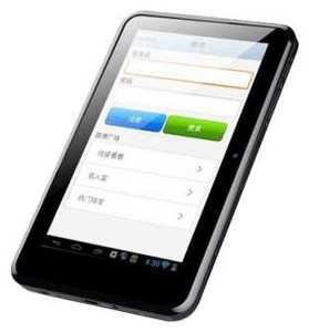 Тачскрин для планшета ZTE E9 3G