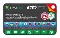Тачскрин Navitel A702