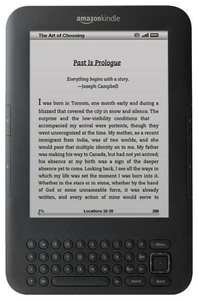 Аккумулятор для планшета Amazon Kindle Keyboard 3G