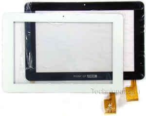 Тачскрин для планшета KEENER K-10C