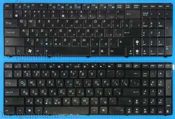 Клавиатура для ноутбука Asus K51A