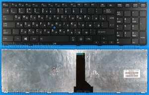 Клавиатура для ноутбука Toshiba Tecra R850