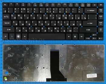 Клавиатура для ноутбука Acer Aspire 3830TG