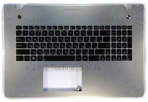 Корпус для ноутбука Asus N76VJ