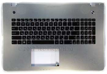 Клавиатура для ноутбука Asus N76vz