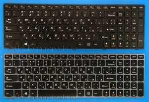 Клавиатура для ноутбука Lenovo IdeaPad M5400