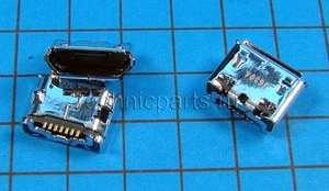 Разъем micro usb для телефона Samsung Champ C3300