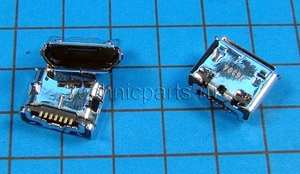 Разъем micro usb для телефона Samsung S5610