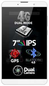 Тачскрин AllView Viva H701 LTE