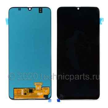 Дисплей Samsung Galaxy A30 A305FN/DS, экран с тачскрином