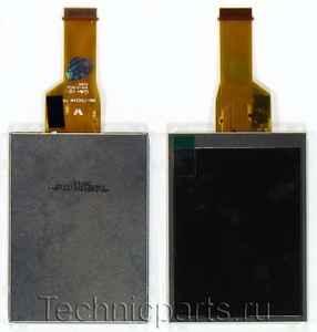 Дисплей для фотоаппарата Casio Exilim ex-z16 ex-h5