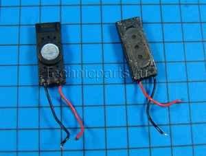 Динамик для планшета 15мм на 6мм с проводами