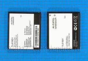 Аккумулятор Alcatel TLi018D1