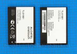 Аккумулятор Alcatel TLi019B1