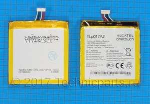 Аккумулятор Alcatel TLp017A2