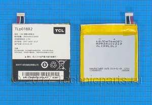 Аккумулятор Alcatel TLp018B2