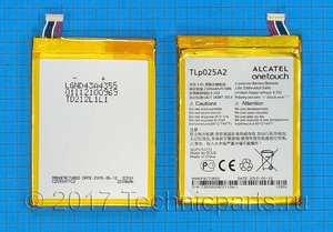 Аккумулятор Alcatel TLp025A2