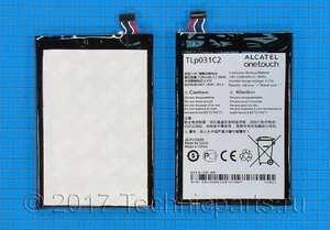Аккумулятор Alcatel TLp031C2