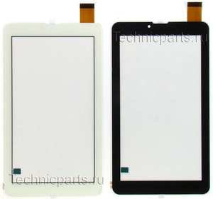 Тачскрин для планшета iconBIT NetTAB SKY 3G QUAD (NT-3704S)