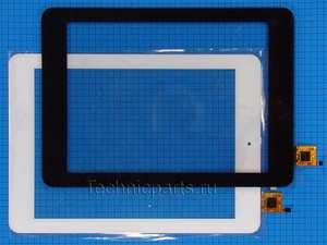Тачскрин для планшета iRu Pad Master A801
