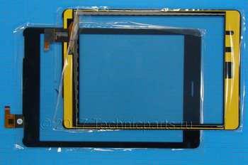 Тачскрин teXet TM-7855 3G