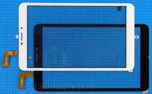 Тачскрин bb-mobile Techno 8.0 3G TOPOL' (TM859AC)