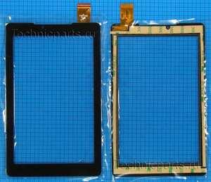 Тачскрин для планшета Prestigio MultiPad WIZE 3777X 3G