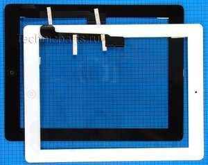 Тачскрин для планшета Ipad 4