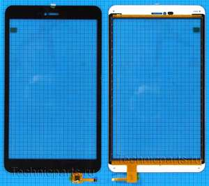Тачскрин bb-mobile Techno 8.0 3G TM859H