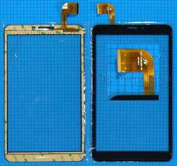 Тачскрин для планшета Digma Plane 8.5 3G