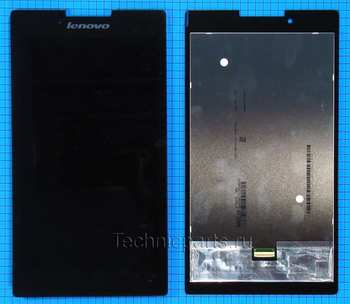 Тачскрин с дисплеем (модуль) Lenovo TAB 2 A7-30