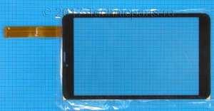 Тачскрин для планшета DEXP Ursus TS180