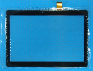 Тачскрин VERTEX Tab 4G 10-1