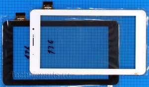 Тачскрин для планшета TurboPad 722