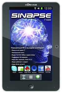 Тачскрин для планшета xDevice Sinapse T1000 MID