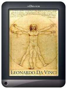 Тачскрин для планшета xDevice xBook ''Леонардо да Винчи''